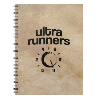 Ultra Runners 11 Note Books