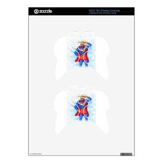 Ultra-Sonic Man Xbox 360 Controller Skins