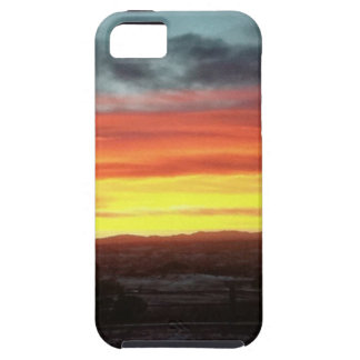 Ultra Sunset iPhone case