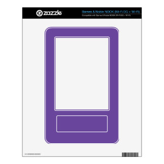 Ultra Violet Background. Chic Fashion Color Trend. NOOK Decals