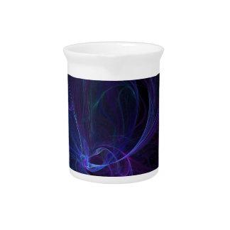 Ultra violet pitcher