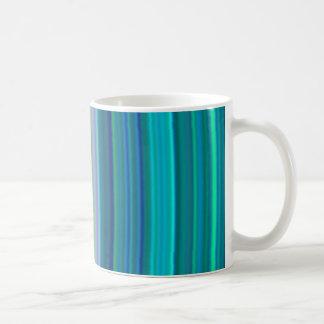 Ultra-Violet Rings Coffee Mug