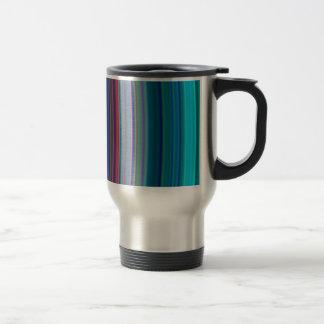 Ultra-Violet Rings Travel Mug