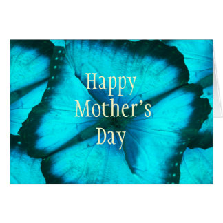 ultrabluebutterfly, Happy Mother's Day Card