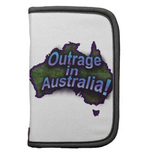 ¡Ultraje en Australia! Planificadores