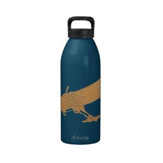 Ultralight Aircraft Reusable Water Bottles