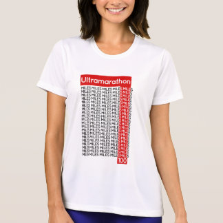 ULTRAMARATHON 100 miles | smile T-shirt