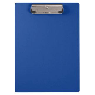 """Ultramarine Blue"" Clipboards"