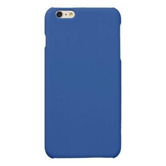 Ultramarine Blue Matte iPhone 6 Plus Case