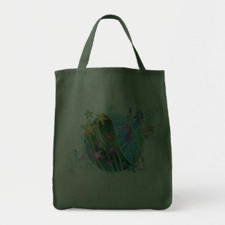 Ultramarinos, tote, playa, bolso - bajo arte pop d bolsa