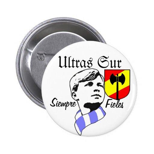 ULTRAS SUR PIN