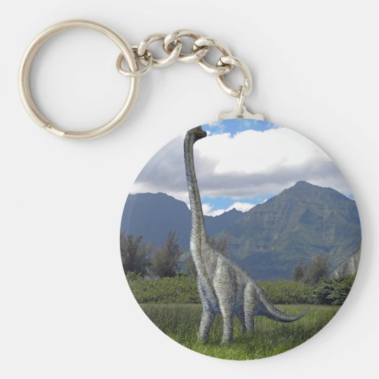 Ultrasarus Dinosaur Keychain
