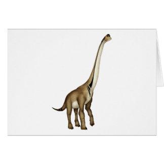 Ultrasaurus Tarjeta