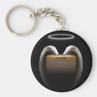 UltraSound Amps Wings Key Chain