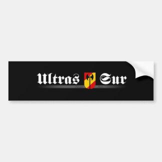 ultrassur Ultras Sur Real Madrid Bumper Sticker