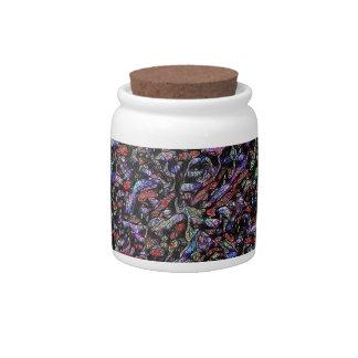 Ultraviolet 2 Candy Jar