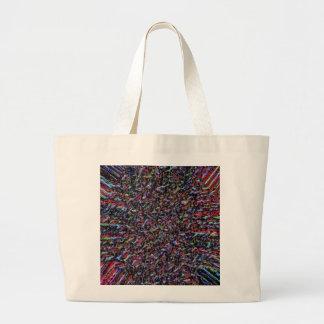 Ultraviolet 2 canvas bag