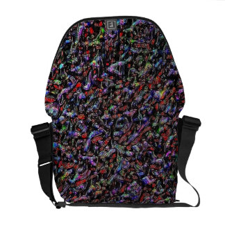 Ultraviolet 2 courier bags
