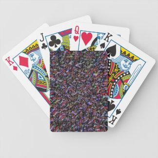Ultraviolet 2 poker deck