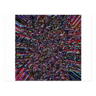 Ultraviolet 2 postcard