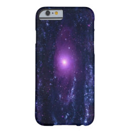 Ultraviolet Andromeda Galaxy Messier 31NGC 224 Barely There iPhone 6 Case
