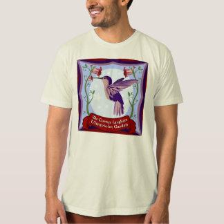 Ultraviolet Garden Organic T-shirt