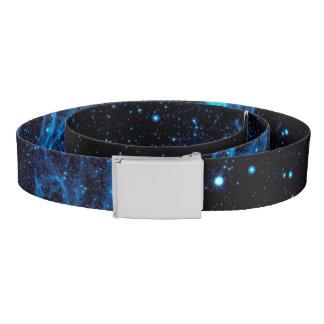 Ultraviolet image of the Cygnus Loop Nebula Belt