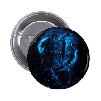 Ultraviolet image of the Cygnus Loop Nebula 2 Inch Round Button