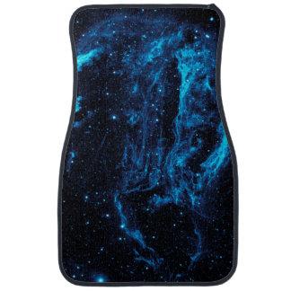 Ultraviolet image of the Cygnus Loop Nebula Car Floor Mat