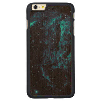 Ultraviolet image of the Cygnus Loop Nebula Carved® Cherry iPhone 6 Plus Case