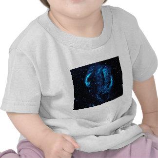 Ultraviolet image of the Cygnus Loop Nebula crop Tees