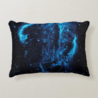 Ultraviolet image of the Cygnus Loop Nebula Decorative Pillow