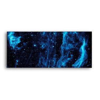 Ultraviolet image of the Cygnus Loop Nebula Envelope
