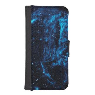 Ultraviolet image of the Cygnus Loop Nebula iPhone SE/5/5s Wallet
