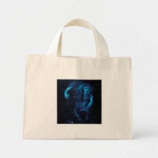 Ultraviolet image of the Cygnus Loop Nebula Mini Tote Bag