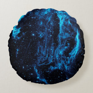 Ultraviolet image of the Cygnus Loop Nebula Round Pillow