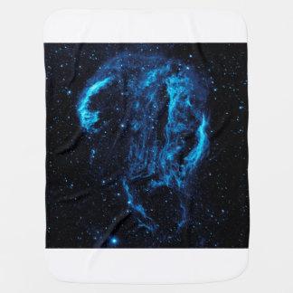 Ultraviolet image of the Cygnus Loop Nebula Stroller Blanket