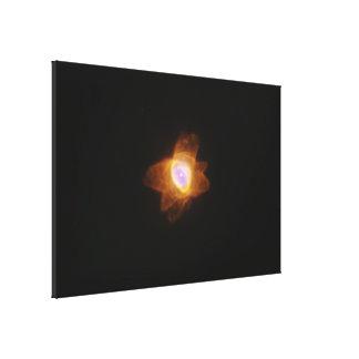 Ultraviolet Light Canvas Print
