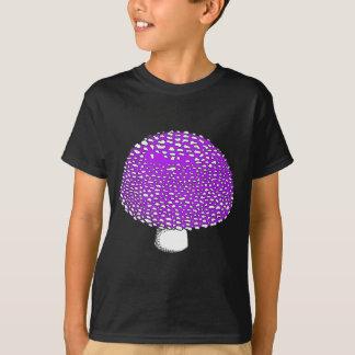 Ultraviolet Mushroom Fungus Shroom T-Shirt