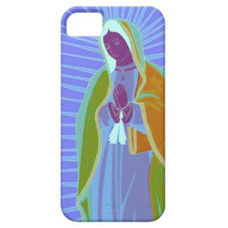 Ultravioleta de Guadalupe iPhone 5 Case-Mate Cárcasa