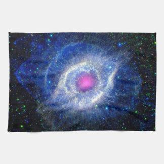 Ultravioleta de la nebulosa de la hélice toallas