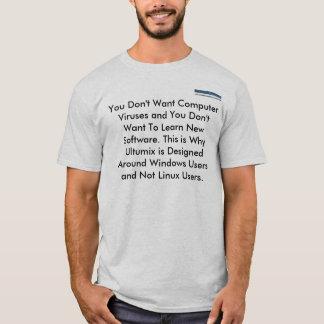 Ultumix Linux T-Shirt