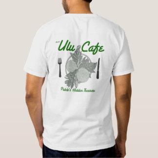 Ulu Cafe Front Pocket Design T Shirt