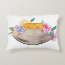 Ulu Floral Accent Pillow