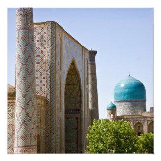 Ulug bek Madrasah Invitacion Personalizada