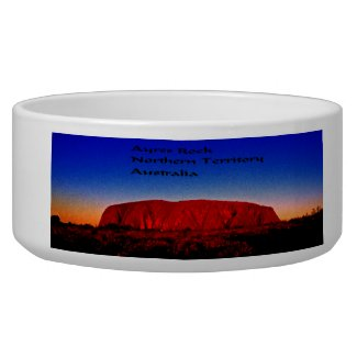 Uluru, Aboriginal Sacred Site Bowl