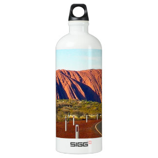 Uluru / Ayers Rock - Australia Aluminum Water Bottle