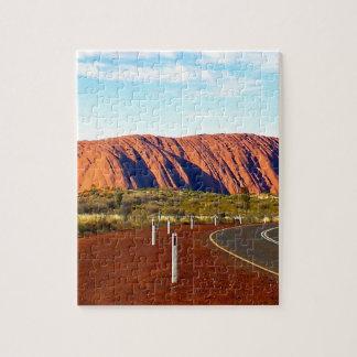 Uluru / Ayers Rock - Australia Jigsaw Puzzle