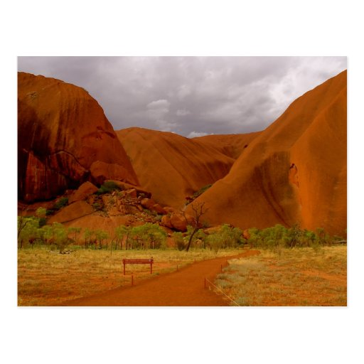 Uluru - Ayers Rock Postcards