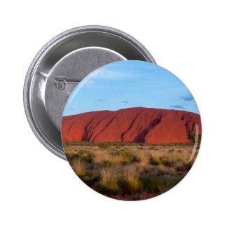Uluru Pin Redondo 5 Cm